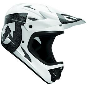 SixSixOne Comp Shifted Helm wit/zwart